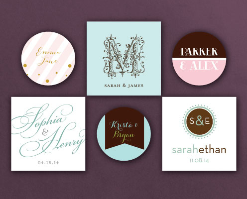 Gift Labels & Stickers