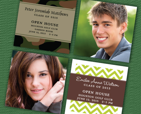 Graduation Calling Cards